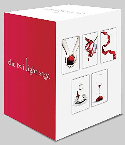 Twilight Saga 5. Book Set: Stephenie Meyer