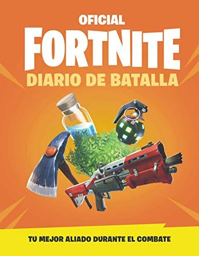 Diario de batalla - Oficial Fortnite (Hachette Infantil - Fortnite - Practico)