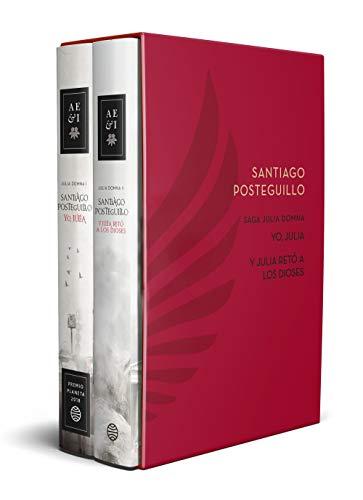 Estuche saga Julia Domna (Yo, Julia + Y Julia retó a los dioses) (Autores Españoles e Iberoamericanos)
