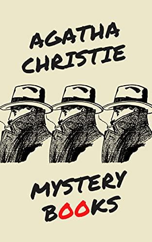 Agatha Christie:Mystery books (English Edition)