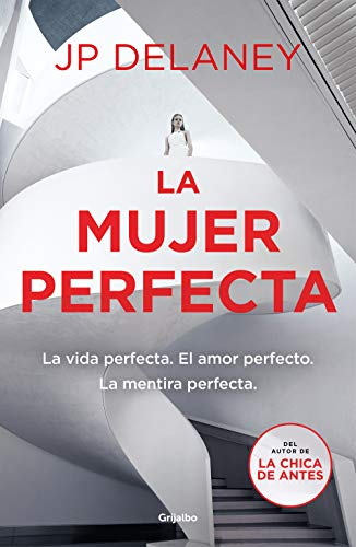 La mujer perfecta (Novela de intriga)