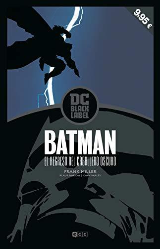 Batman: El Regreso Del Caballero Oscuro (Dc Black Label Pocket)