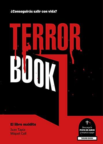 Terror book: El libro maldito (Libro interactivo)