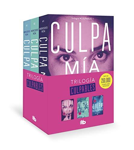 Trilogía Culpables (pack con: Culpa mía   Culpa tuya   Culpa nuestra): 603016 (Ficción)