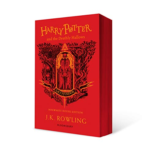 HARRY POTTER AND THE DEATHLY HALLOWS - GRYFFINDOR: J.K. Rowling - Gryffindor Edition (Red)