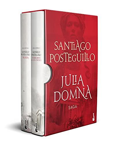 Estuche Julia Domna: Yo, Julia + Y Julia retó a los dioses (Novela histórica)