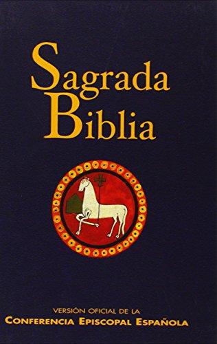 Sagrada Biblia (Cee) Rca. Popular: Versión oficial de la Conferencia Episcopal Española: 109 (EDICIONES BÍBLICAS)