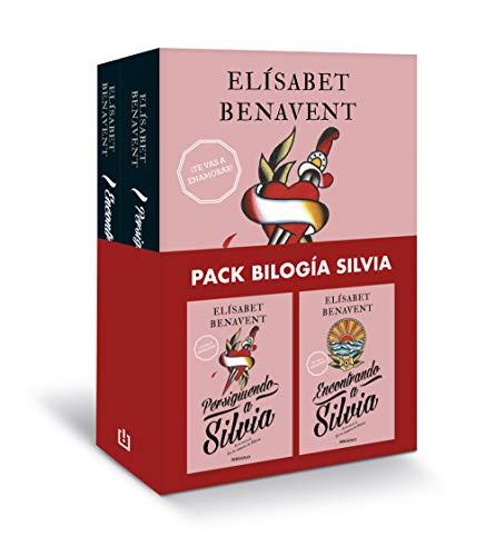 Pack Bilogía Silvia (contiene: Persiguiendo a Silvia | Encontrando a Silvia): 26200 (Best Seller)