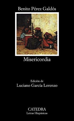 Misericordia (Letras Hispánicas)