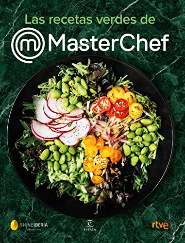Las recetas verdes de MasterChef (F. COLECCION)