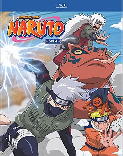 Naruto: Set 4 [USA] [Blu-ray]