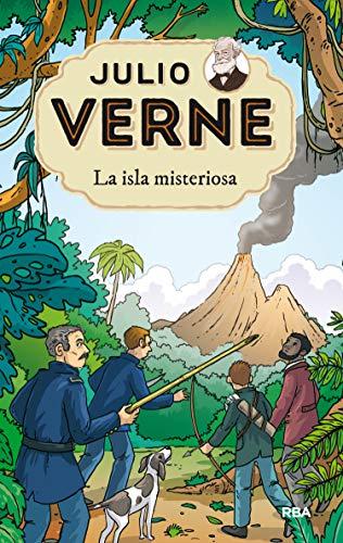 Julio Verne 10. La isla misteriosa.: 007 (INOLVIDABLES)