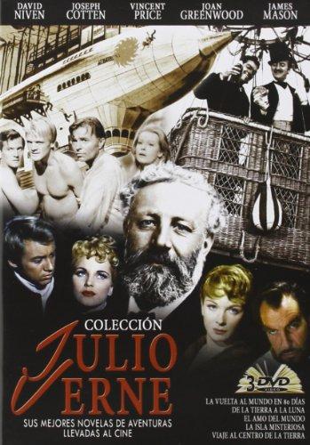 Julio Verne - Colección [DVD]