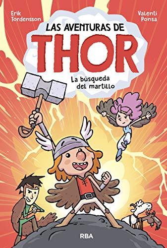 Las aventuras de Thor. La búsqueda del martillo (FICCIÓN KIDS)