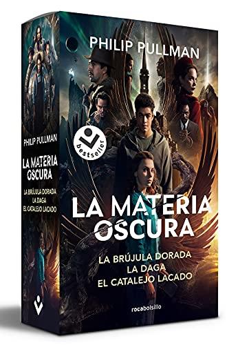Estuche La Materia Oscura: La brújula dorada - La daga - El catalejo lacado (Best seller / Ficción)