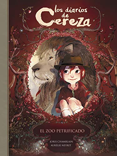 El zoo petrificado (Serie Los diarios de Cereza 1)