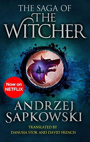 The Saga of the Witcher: Blood of Elves, Time of Contempt, Baptism of Fire, The Tower of the Swallow and The Lady of the Lake (English Edition)