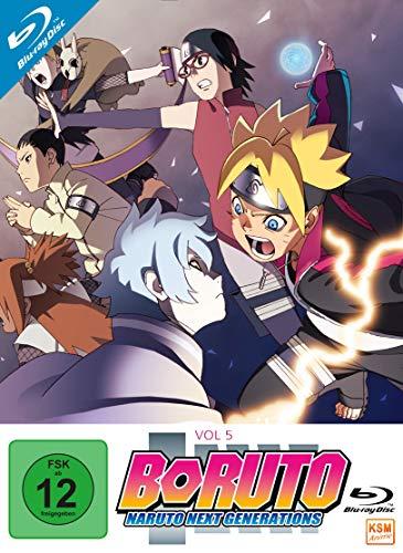 Boruto: Naruto Next Generations - Volume 5 (Episode 71-92) [Alemania] [Blu-ray]