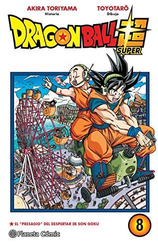 Dragon Ball Super nº 08 (Manga Shonen)