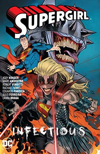 Supergirl (2016-) Vol. 3: Infectious (English Edition)