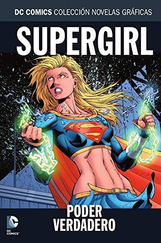 Colección Novelas Gráficas núm. 64: Supergirl: Poder verdadero