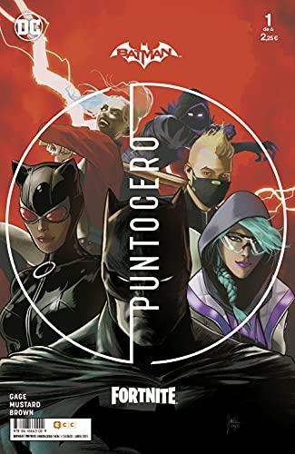 Batman/Fortnite: Punto cero núm. 01 de 6 (Batman/Fortnite: Punto cero (O.C.))