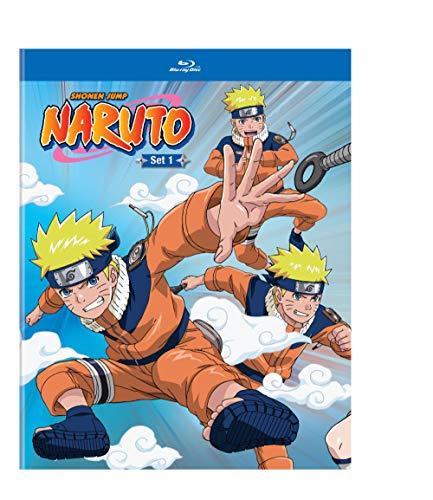Naruto Set 1 [USA] [Blu-ray]