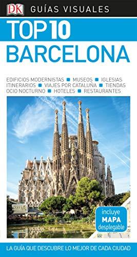 Guía Visual Top 10 Barcelona: La guía que descubre lo mejor de cada ciudad (Guías Top10)
