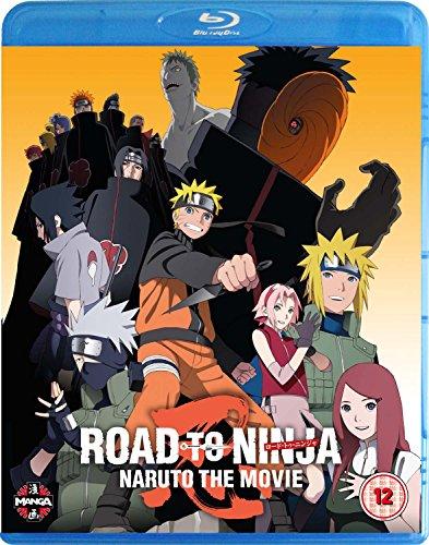 Naruto The Movie: Road To Ninja [Blu-ray] [Reino Unido]
