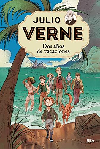 Julio Verne 1. Dos años de vacaciones: 001 (Inolvidables)