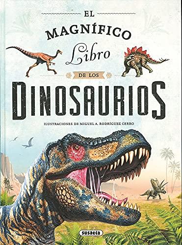 El Magnífico Libro De Los Dinosaurios