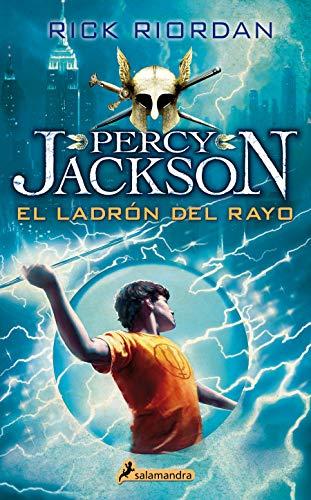 El ladrón del rayo (Percy Jackson y los dioses del Olimpo 1): .