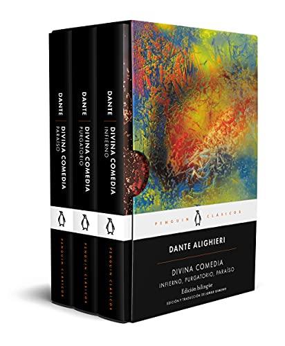 Divina Comedia: Infierno | Purgatorio | Paraíso (edición bilingüe): 27001 (Penguin Clásicos)