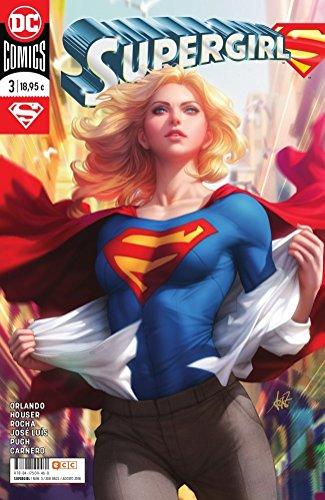 Supergirl núm. 03 (Renacimiento)