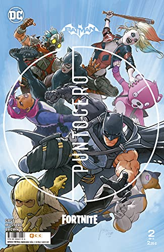 Batman/Fortnite: Punto cero núm. 02 de 6 (Batman/Fortnite: Punto cero (O.C.))