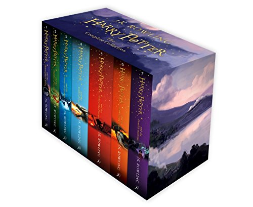 Pack Harry Potter - The Complete Collection (English): The Complete Collection - J.K. Rowling