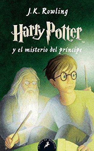 Harry Potter y el misterio del príncipe: Harry Potter y el misterio del principe - Paperback