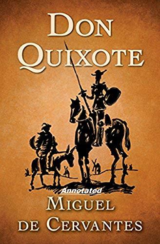 Don Quixote Annotated (English Edition)
