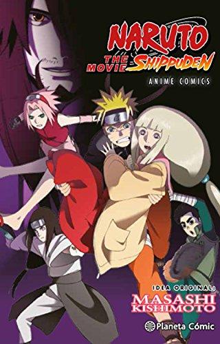 Naruto Anime Comic nº 01 Shippuden (Manga Shonen)