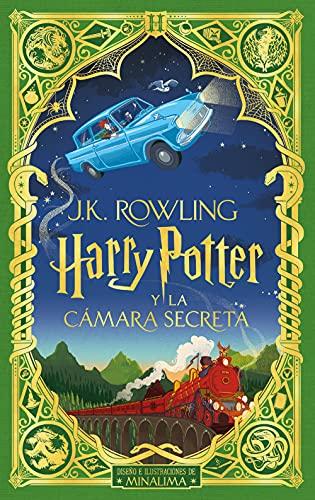 Harry Potter y la cámara secreta (Ed. Minalima)