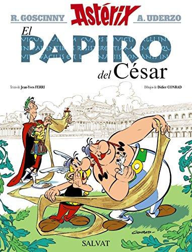 El papiro del César: El papiro del Cesar (Astérix)