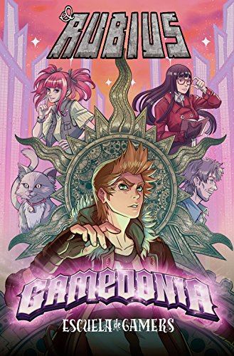 Escuela de gamers II. Gamedonia (4You2)