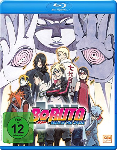 Boruto - Naruto The Movie (2015) [Blu-ray] [Alemania]