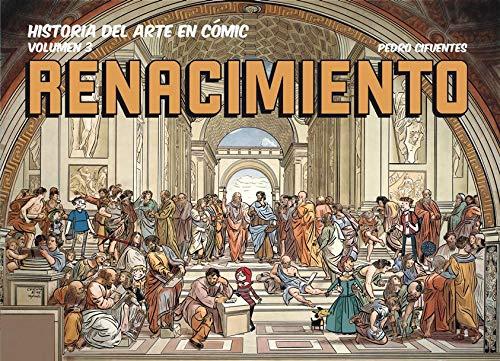 Historia del arte en cómic. El Renacimiento: 3