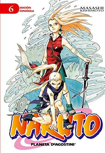 Naruto nº 06/72 (Manga Shonen)