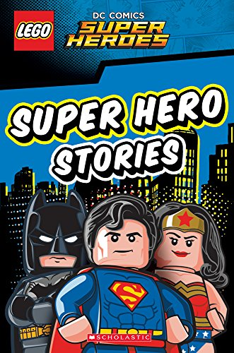 Lego DC Super Heroes: Story Collection Bind