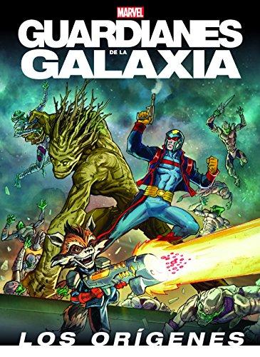Guardianes de la Galaxia. Los orígenes (Marvel. Superhéroes)