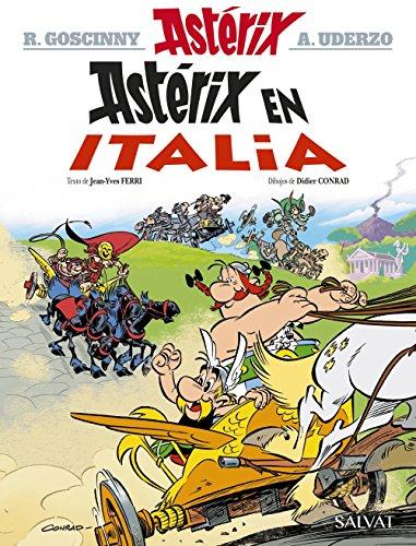 Astérix en Italia: Asterix en Italia