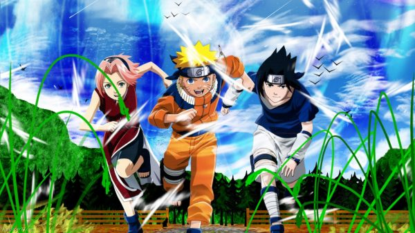 Los mejores Comics de Naruto