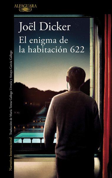 El Enigma de la habitación 622, Joël Dicker
